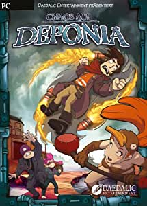 Chaos auf Deponia [PC Steam Download]