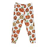 Bodysuit Baby,Halloween Accessories Halloween T-Shirt,Pagliaccatti da Neonato per Halloween Holiday party,18 mesi,arancia