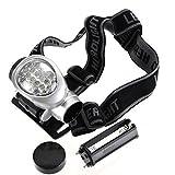 TENGGO 18 LED Scheinwerferlampe Licht Taschenlampe Wandern Taschenlampe