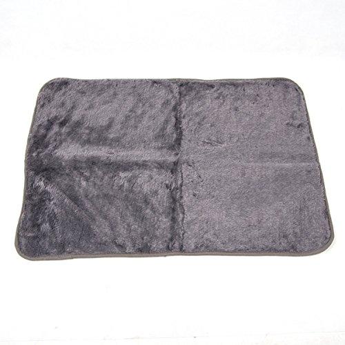 hundeinfo24.de Heimtierdecke Haustierdecke Hundedecke Decke grau