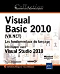 Visual Basic 2010 (VB.NET) - Les fond...