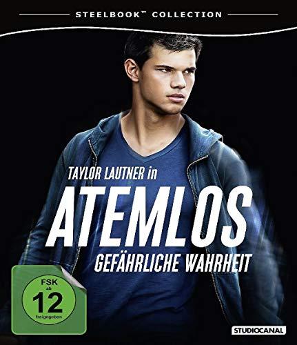 Atemlos - Gefährliche Wahrheit - Steelbook [Blu-ray]