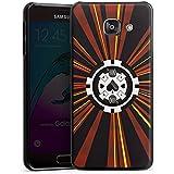Samsung Galaxy A3 (2016) Housse Étui Protection Coque Pique Poker Pépite