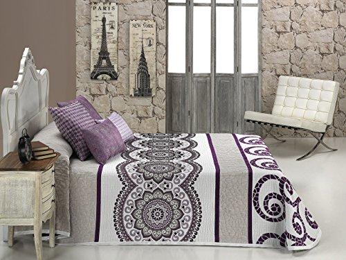 Textilia Colcha cubrecama, para Cama de 150