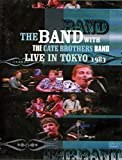 The Band : The Band with The Cate Brothers Band - Live in Tokyo 1983 ~ Dvd [Import] Region 0 | Ntsc | Levon Helm & Rick Danko as The Band by Rick Danko as The Band with The Cate Brothers Levon Helm