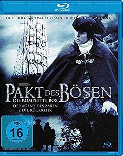 Pakt des Bösen - Die komplette Box [Blu-ray] Ascot Music Box