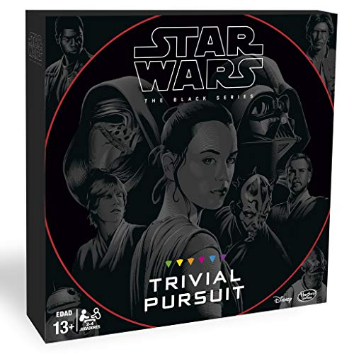 Trivial Pursuit Star Wars, Multicolor (Hasbro B8615105)