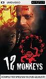 12 Monkeys [UMD Universal Media Disc]