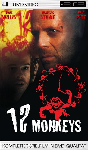 12 Monkeys [UMD Universal Media Disc] (Psp-umd)