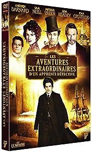 vignette de 'Les Aventures extraordinaires d'un apprenti détective (Jonathan Newman)'