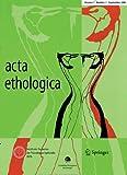 acta ethologica  Bild