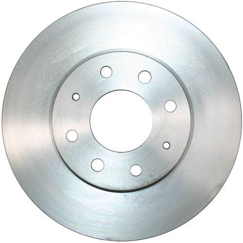 ABS 16669 Discos de Frenos, la Caja Contiene 2 Discos de Freno