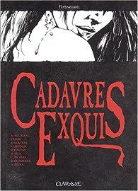 Cadavres exquis par Virginie Greiner