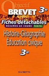 Histoire-Géographie-Education civique 3e