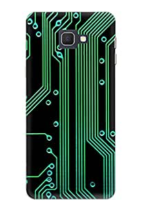Samsung Galaxy On Nxt Cover, Designer Printed Back Case & Back Cover by CareFone