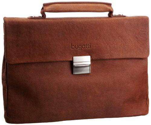 Bugatti  Go West Aktentasche, klein, sacs à main homme cognac