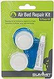 Air bed repair kit replacement bungs and caps no glue