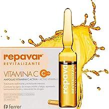 Repavar Revitalizante - Ampollas vitamina C activa 20 ud