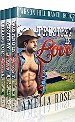 Carson Hill Ranch Box Set - Books 7 - 9 (Contemporary Cowboy Romance)