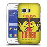 Official Star Trek Mirror Mirror Juan Ortiz Posters TOS Hard Back Case for Samsung Galaxy Young 2