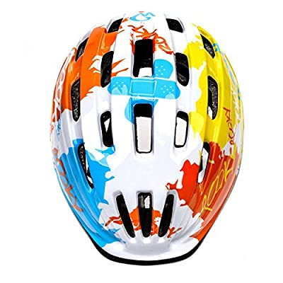 meteor Helmet For Baby Kids Toddler Childrens Boys Cycle Safety Crash Helmet Small Sizes For Child MTB Bike Bicycle Skateboard Scooter Hoverboard Riding Lightweight Adjustable Breathable from markArtur