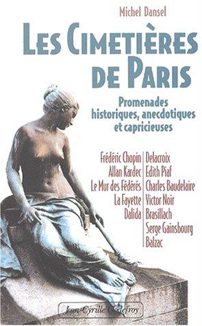 Les cimetières de Paris