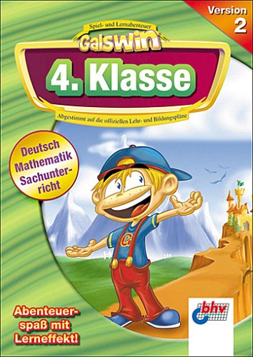 Galswin Version 2: 4. Klasse - Deutsch, Mathematik, Sachunterricht