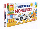 Lotus Funskool Junior Monopoly Board Gam...