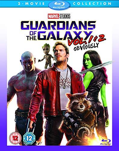 Guardians Of The Galaxy Vols 1 & 2 [Italia] [Blu-ray]