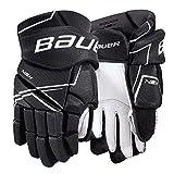 Bauer NSX Handschuhe Senior, Größe:13 Zoll, Farbe:Schwarz