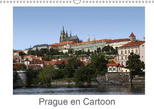 Prague en Cartoon 2019: Laissez-vous seduire par cette ville magnifique. par  Jocelyn Mathieu