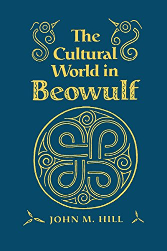 Cultural World in Beowulf (Anthropological Horizons)