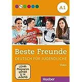 Beste Freunde - Deutsch für Jugendliche, Bd.A1 : Video, 1 DVD