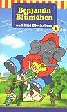 Benjamin Blümchen und Bibi Blocksberg [VHS] - Elfie DonnellyGerhard Hahn, Jürgen Kluckert, Kay Primel, Gisela Fritsch, Heinz Giese