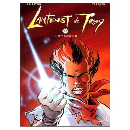 Lanfeust de Troy, tome 8 : La bête fabuleuse