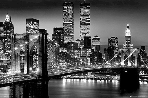 GB Eye LTD, New York, Manhattan Black, Poster, 61 x 91,5 cm