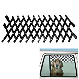 OWSTAR Puerta para Mascotas de la Ventana del Coche y Camión,Pet Dog Travel Car...