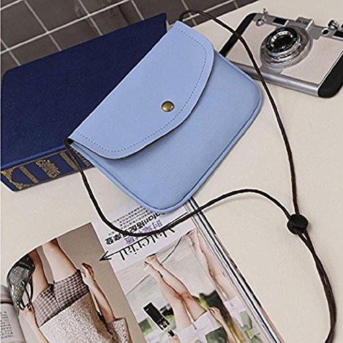 Jiacheng29 , Borsa Messenger Blue