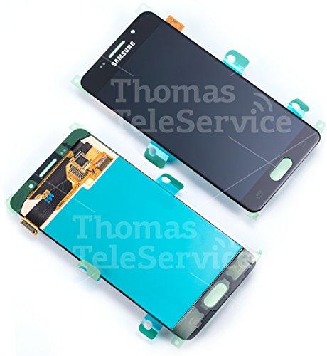 Original Samsung Galaxy A3 (2016) A310F A310 AMOLED LCD Display Touchscreen Digitizer Glas Service Ersatzteil Einheit Schwarz OCTA GH97-18249B -