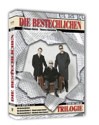 Bild von Die Bestechlichen Trilogie [3 DVDs]