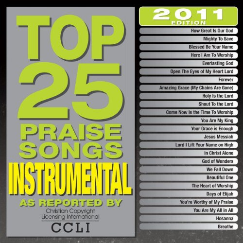 Top 25 Praise Songs Instrument...