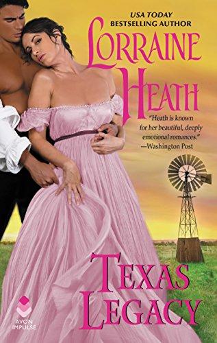 Texas Legacy (Texas Trilogy) (English Edition)