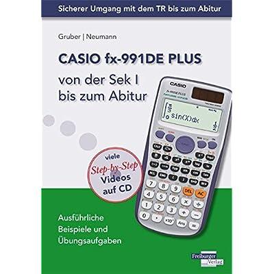 download casio fx 991de plus von der sekundarstufe 1 bis zum abitur