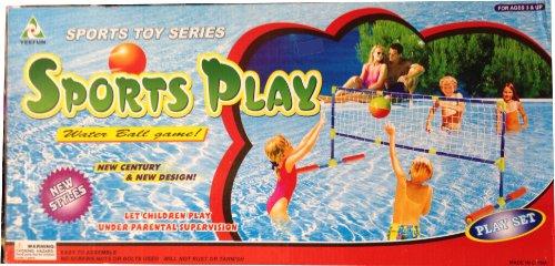 Rete da pallavolo per mare / piscina