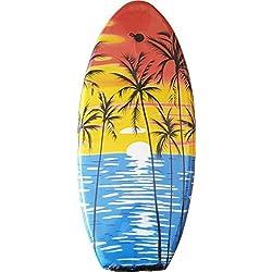 Lively Moments Planche de surf / planche de surf / planche de natation. Soleil tropical env. 100 cm.