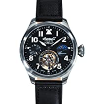 Ingersoll - Herrenuhr - Ingersoll Tourbillon - Analog - Tourbillon - schwarz - IN5304BK