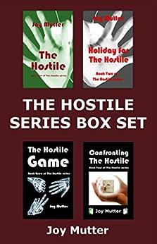 The Hostile Series Box Set: Books 1-4 of The Hostile Series by [Mutter, Joy]