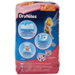 Huggies DryNites Girls Pyjama Pants (Pack of 6)