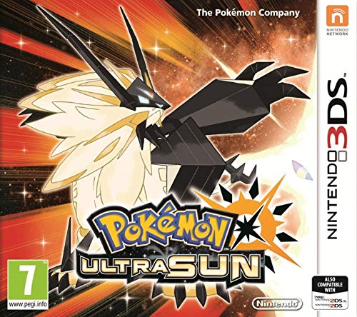 Pokemon Ultrasonne (Nintendo 2DS / 3DS)