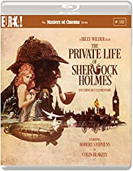 The Private Life of Sherlock Holmes (1970) (Masters of Cinema) Blu-ray